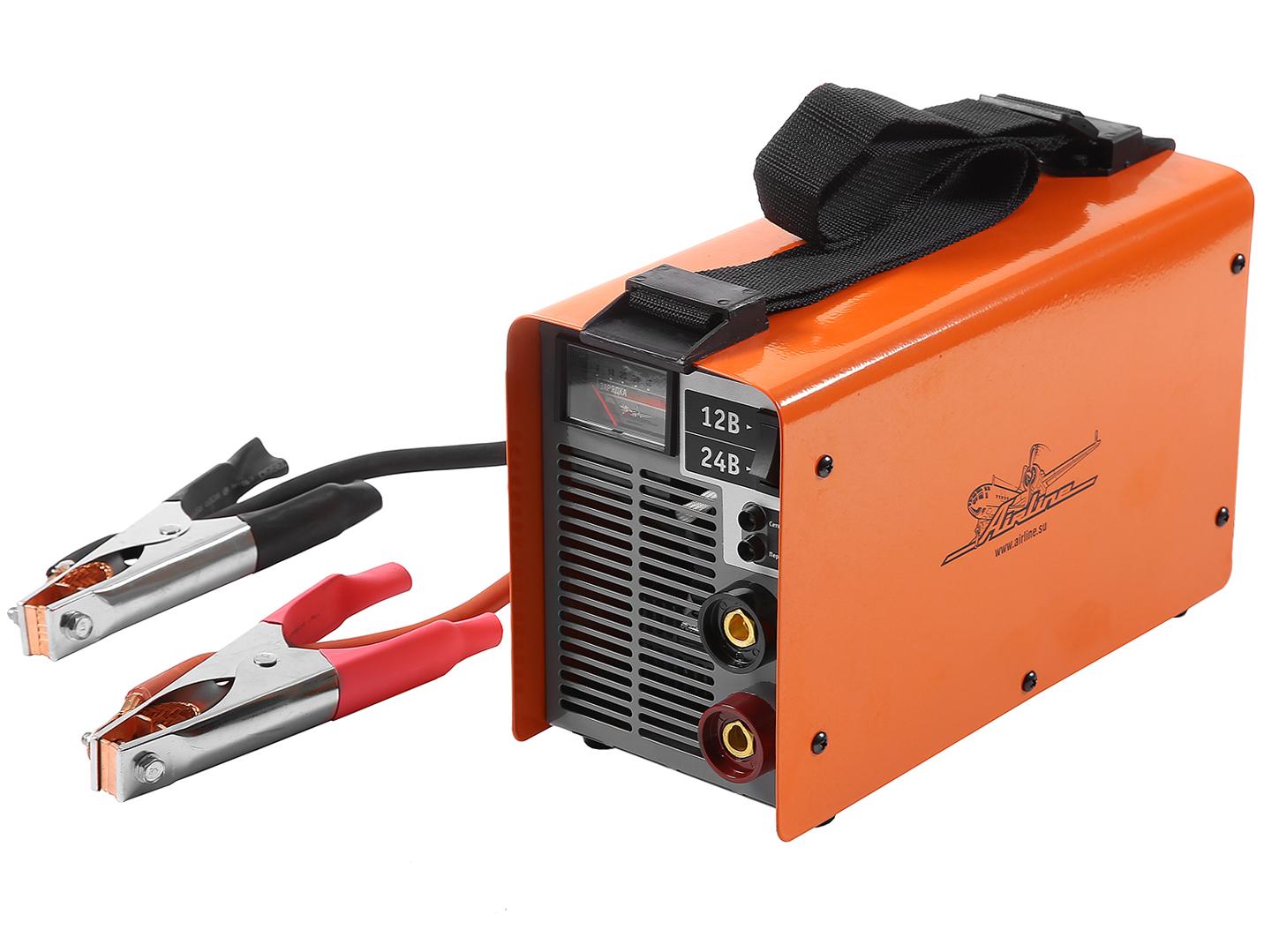 Устройство пуско-зарядное Airline Ajs-400-02 аккумулятор для легкового автомобиля fb specialist 60b24l fb7000 ач48 470en