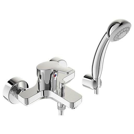 Купить со скидкой Смеситель для ванны Vidima Form b0488aa/ba066aa