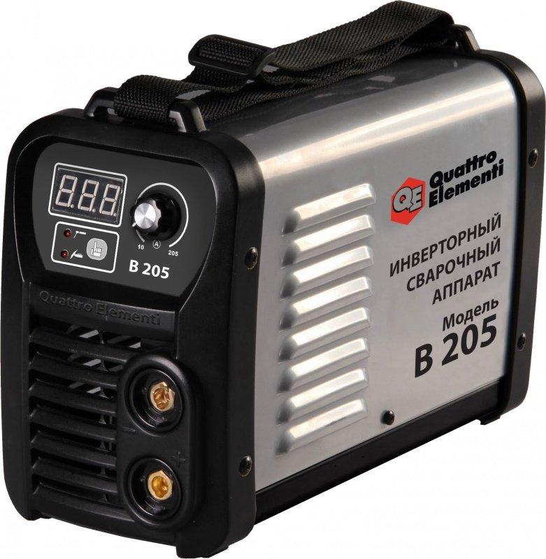 Сварочный инвертор Quattro elementi B 205 772-425 держатель электрода quatro elementi 200a