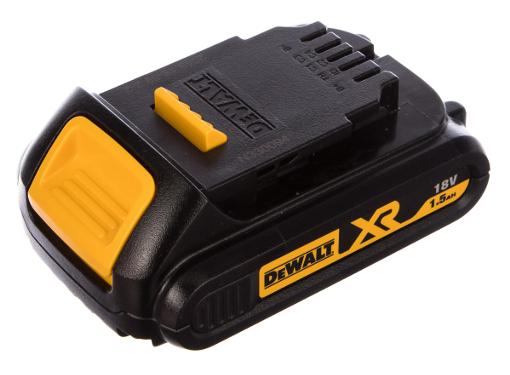 Аккумулятор DEWALT 18В 1.5Ач Li-Ion (DCB181)