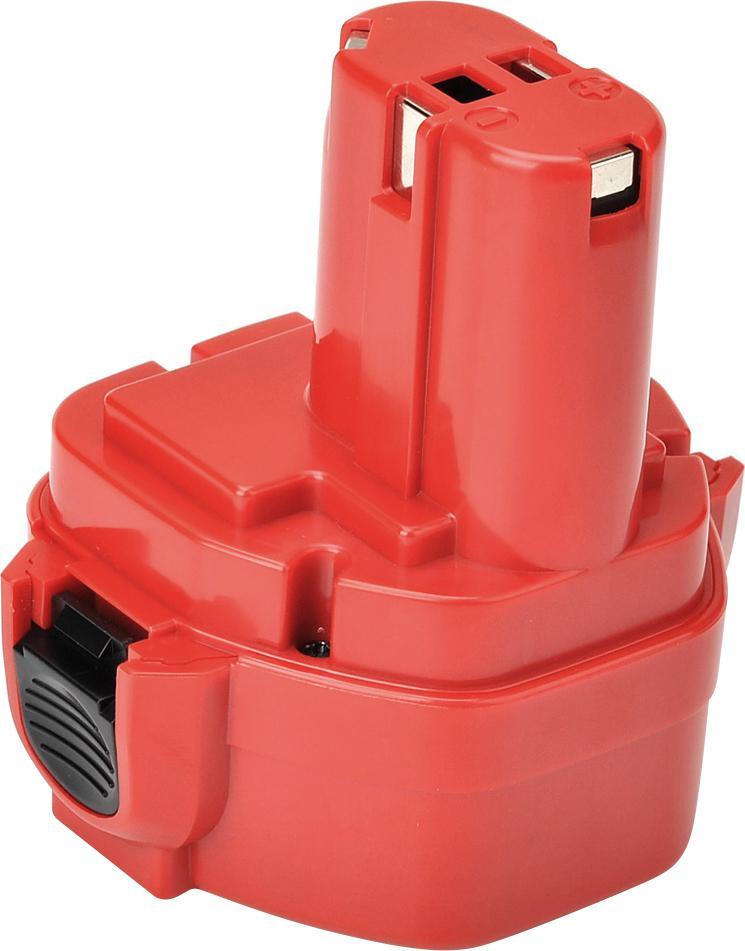 Аккумулятор Makita 1222 12.0В 2.0Ач nicd аккумулятор практика 038 807 12 0в 2 0ач nicd для dewalt в коробке