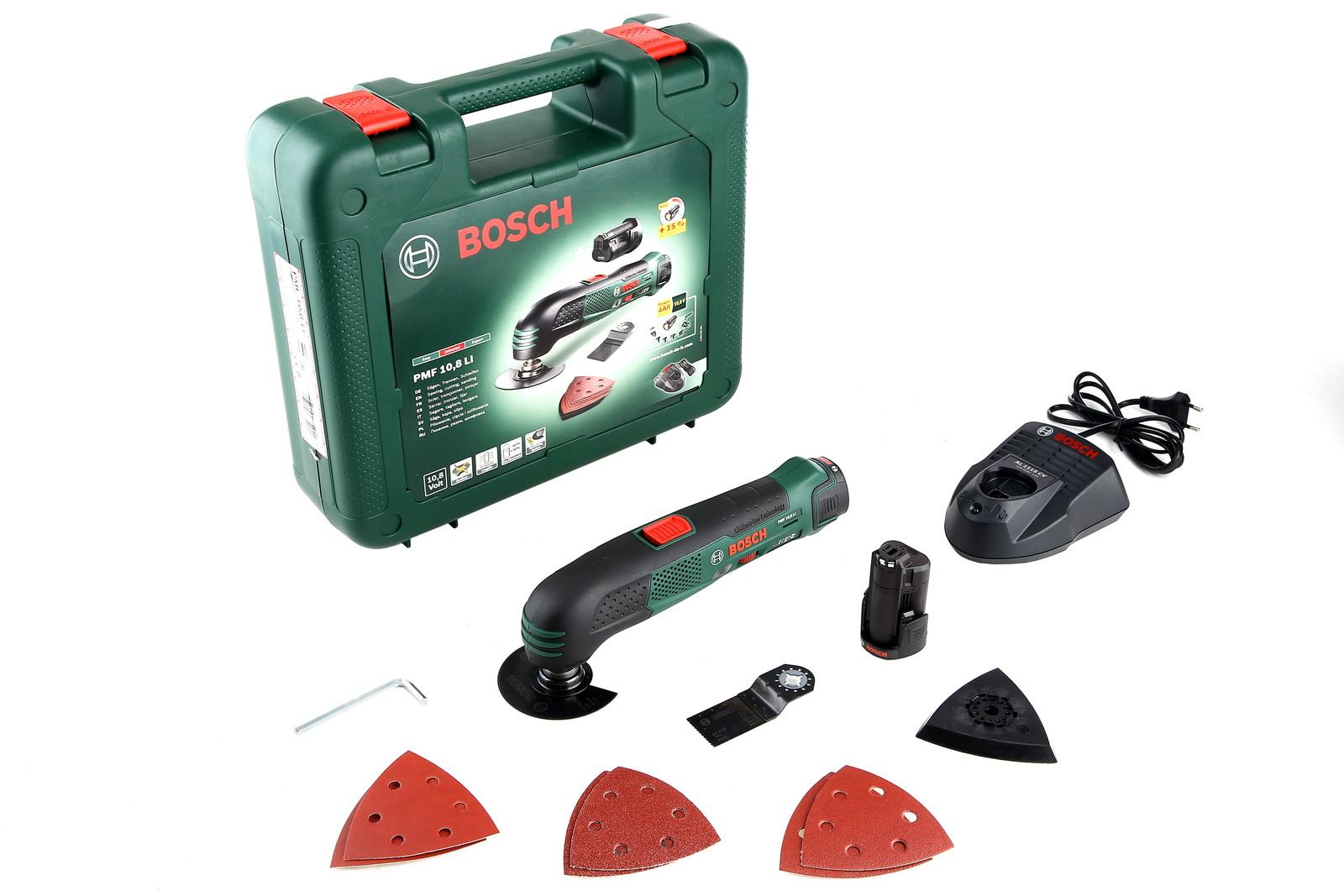 Аккумуляторный реноватор Bosch Pmf 10,8 li/2 (0.603.101.923)
