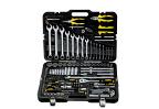 Набор инструментов в чемодане,151 предмет BERGER BG151-1214