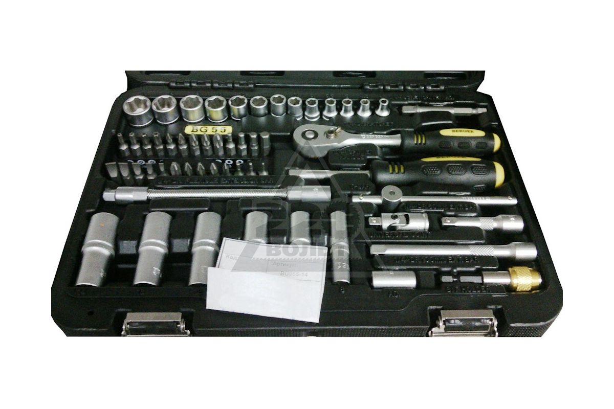 Универсальный набор инструментовBERGER BG055-14