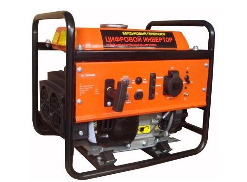 Бензиновый генератор HERZ IG-1000-OF