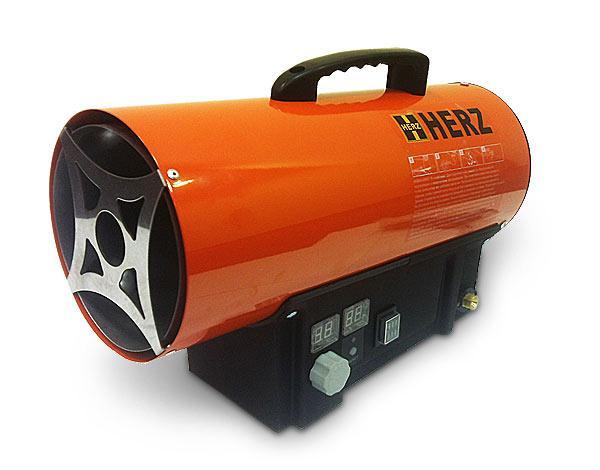 Газовая тепловая пушка Herz G-15