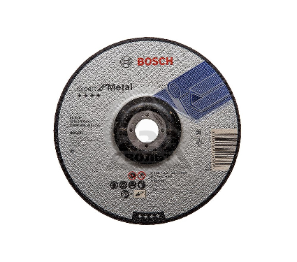 Круг отрезной BOSCH 180х3х22 Expert for Metal (2.608.600.316)