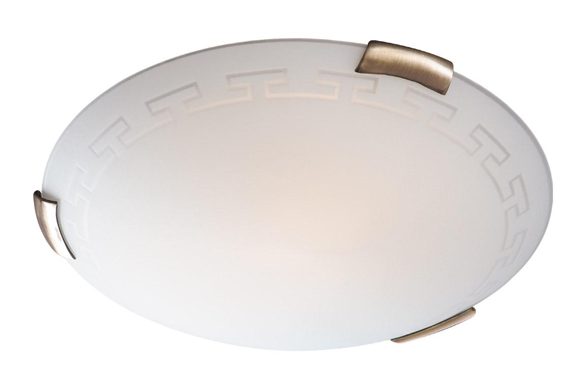 потолочный светильник сонекс 3227 fbr12 014 Светильник настенно-потолочный СОНЕКС 261