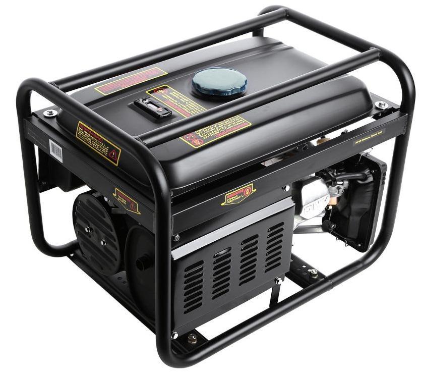 Генератор бензиновый Huter Dy2500l от 220 Вольт
