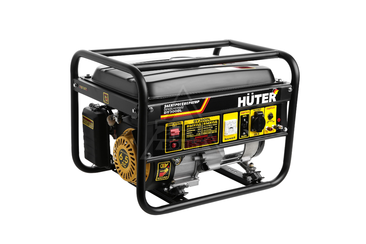 Бензиновый генератор инструкция
