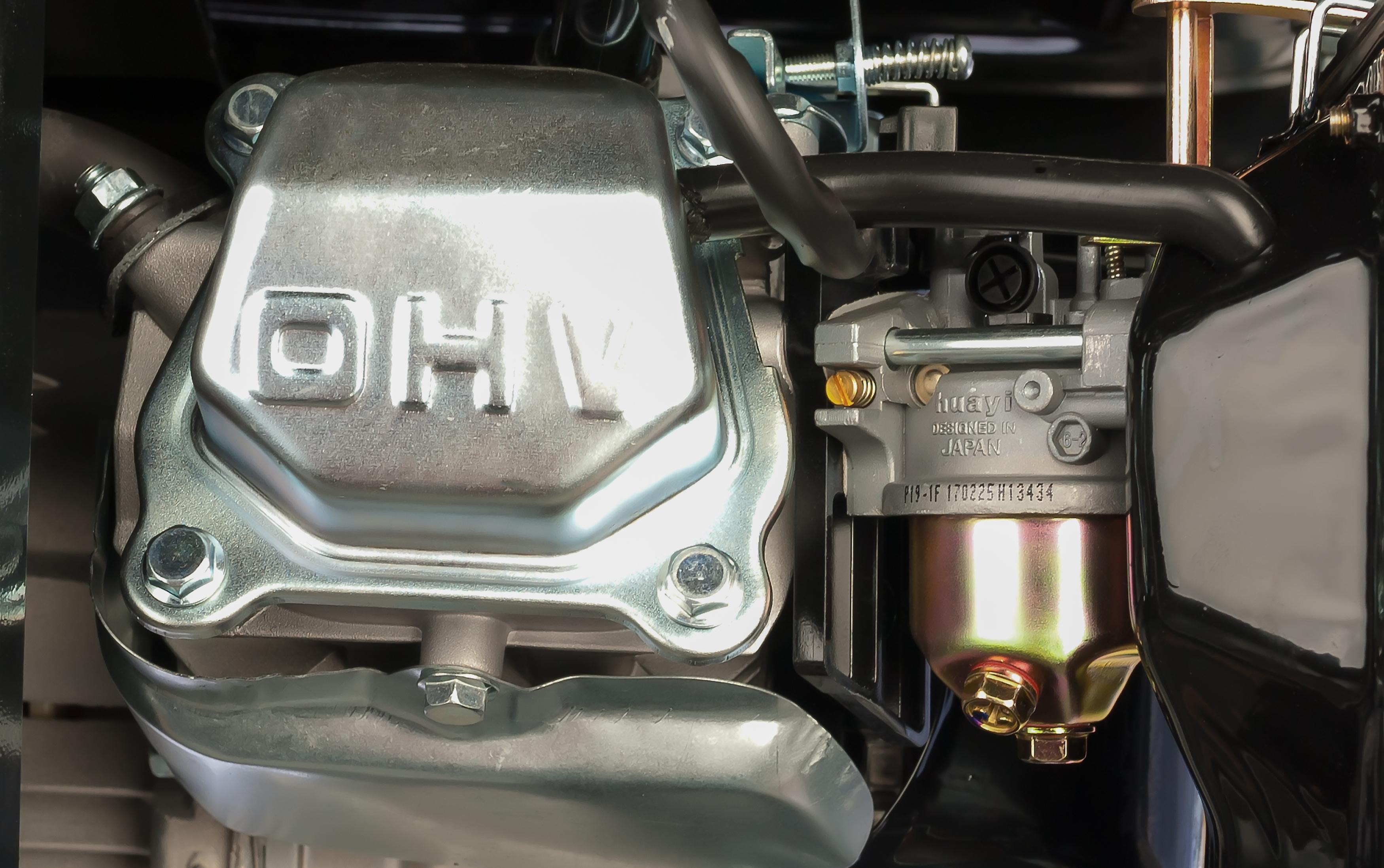 Бензиновый генератор Huter Dy4000l от 220 Вольт