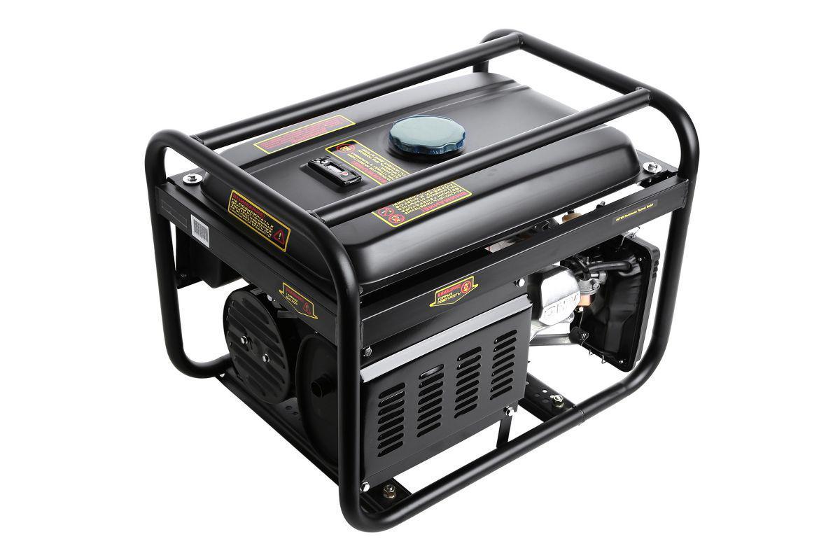 Бензиновый генератор Huter Dy5000l от 220 Вольт