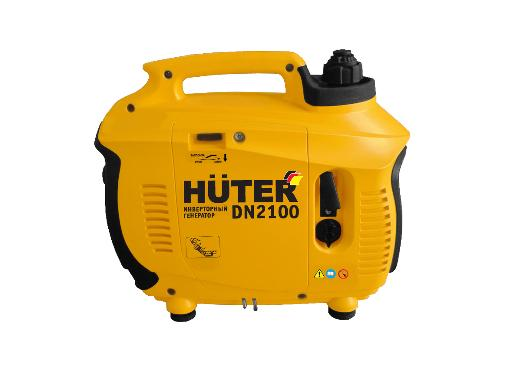 Бензиновый генератор HUTER DN2100