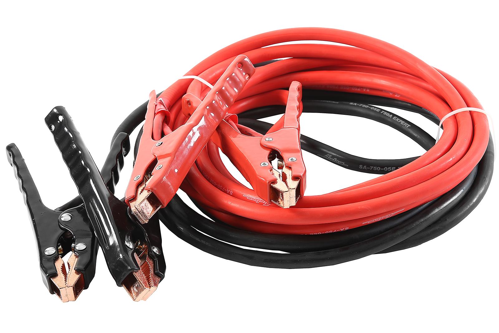 Провода для прикуривания Airline Expert sa-750-05e провода прикуривания airline sa 150 07s