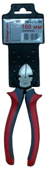 Бокорезы диэлектрические ЭНЕРГОМАШ 10200-01-3-160 бокорезы диэлектрические энергомаш 10200 01 3 160