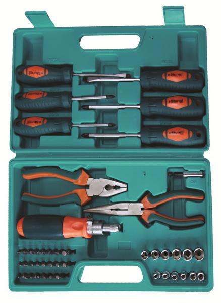 Набор инструментов универсальный Sturm! 1040-02-ss7 набор инструмента sturm 1040 02 ss11
