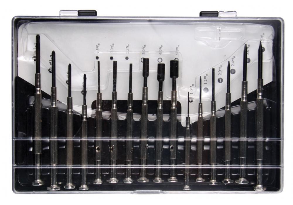 Набор отверток для точных работ Sturm! 1040-02-ssp набор инструмента sturm 1040 02 ss10