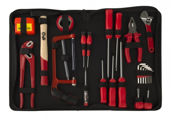 Набор инструментов, 25 предметов Sturm! 1310-01-ts1
