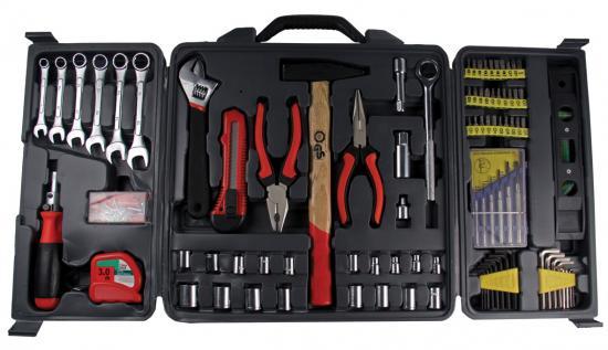 Набор инструментов в чемодане, 173 предмета Sturm! 1310-01-ts3 набор инструмента sturm 1310 01 ts1