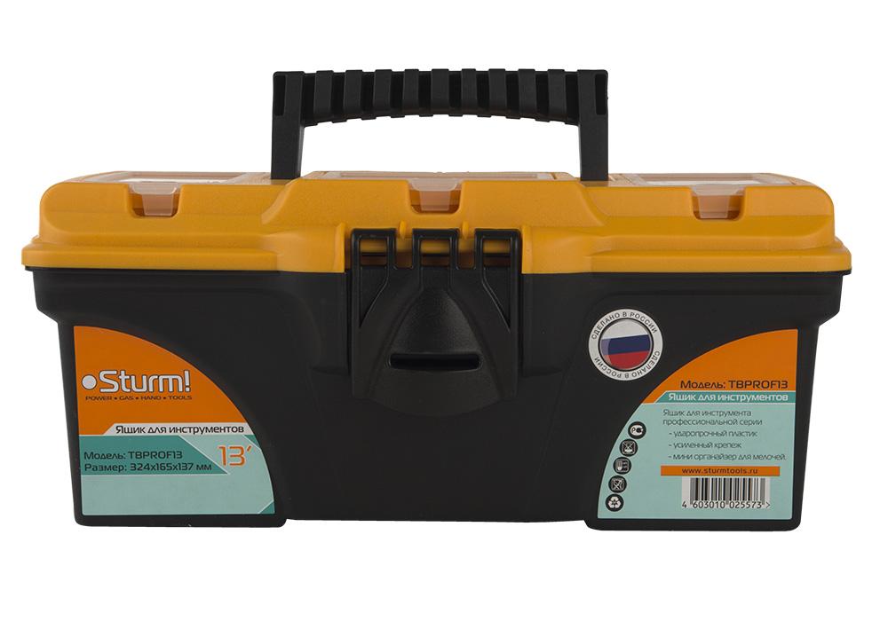 Ящик Sturm! Tbprof13 ящик stels 90706 для инструмента 590х300х300мм 24 пластик