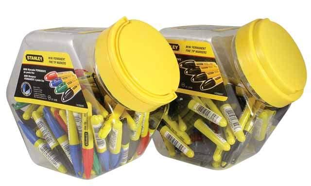 Набор маркеров Stanley Mini 1-47-329 stabilo набор маркеров boss mini pastel love 3 цвета 07 03 47