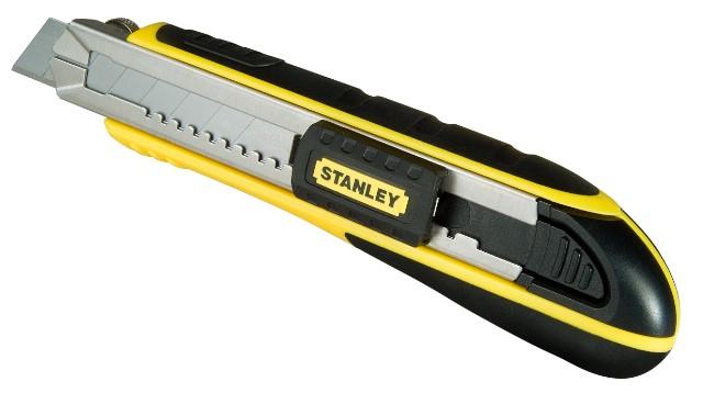Нож строительный Stanley ''fatmax'' 0-10-481 лезвия для ножа stanley fatmax utility