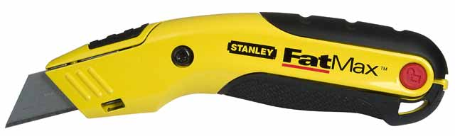 Купить со скидкой Нож строительный Stanley ''fatmax'' 0-10-780