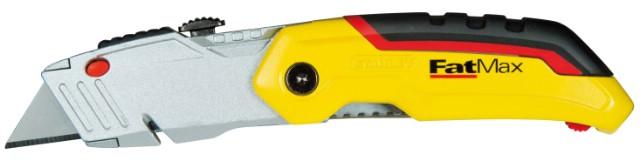 Нож строительный Stanley ''fatmax®'' 0-10-825 нож строительный stanley fatmax с фиксированным лезвием