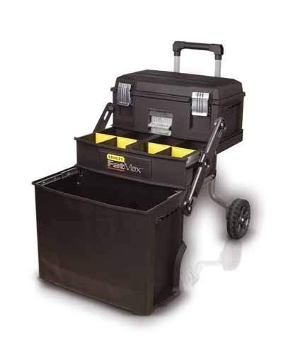 где купить Ящик для инструментов Stanley Fatmax mobile work 1-94-210 дешево