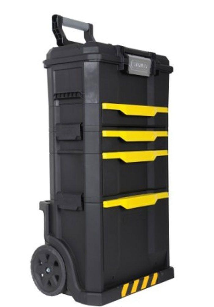 цены на Ящик для инструментов Stanley ''stanley modular rolling workshop'' 1-79-206 в интернет-магазинах