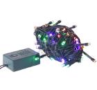 Электрогирлянда КОСМОС KOC GIR80LED RGB