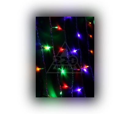 Электрогирлянда КОСМОС KOC CUR200LED RGB