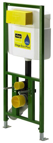 Инсталляция для унитаза Viega Wc-element 708764 инсталляция для подвесного унитаза viega eco wc 713386 596323 460440