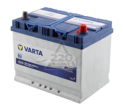 Автомобильный аккумулятор VARTA BLUE dynamic 570 412 063