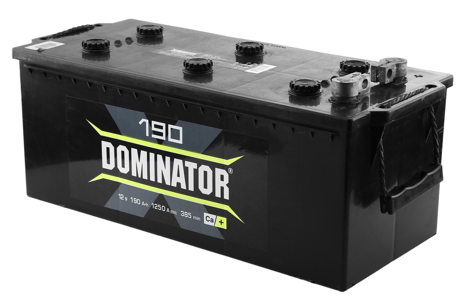 Аккумулятор Dominator  7219.000