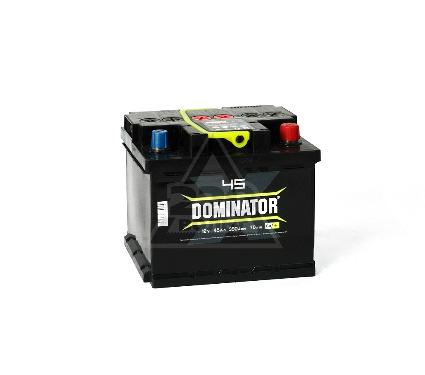 Аккумулятор DOMINATOR 45А/ч