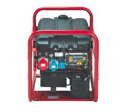Бензиновый электрогенератор ENDRESS ESE 506 HS-GT ENDRESS ESE 506 DHS-GT бензиновый