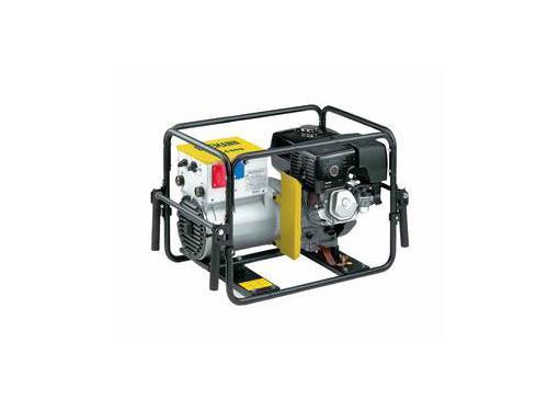 Бензиновый сварочный генератор EISEMANN S 6400