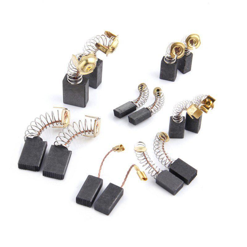 Щетки угольные Bosch 5х10х23 КЛЕМ. 2шт. 1617014137