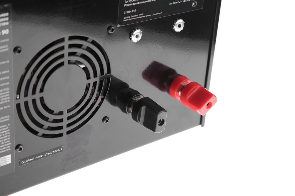 Устройство пуско-зарядное Quattro elementi Start&go90 от 220 Вольт