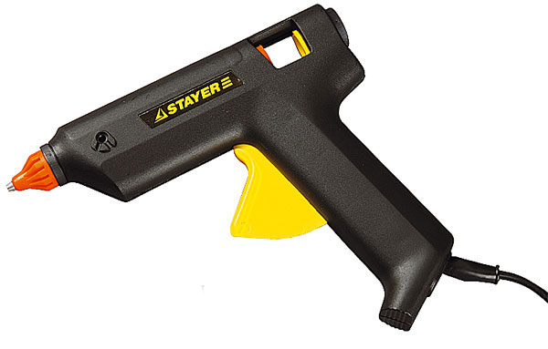 Пистолет клеевой Stayer 2-06801-60-11 пистолет клеевой stayer profi 2 06801 60 11 z01