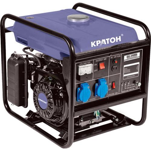Бензиновый генератор КРАТОН Gg-2400i  инверторный генератор кратон gg 900i 2t