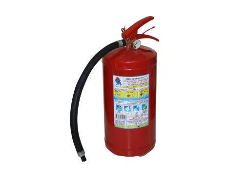 Порошковый огнетушитель ОП-4 PHANTOM РН5218