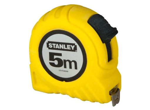 Рулетка STANLEY 5м х 19мм (0-30-497)