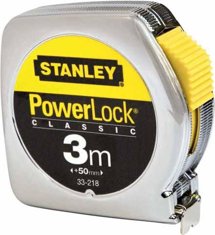 Рулетка Stanley 0-33-218 stanley powerlock 3m 0 33 218 рулетка silver