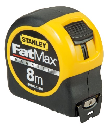 Рулетка Stanley ''fatmax bl.armor'' fmht0-33868 рулетка stanley fatmax 30мx9 5мм 0 34 132