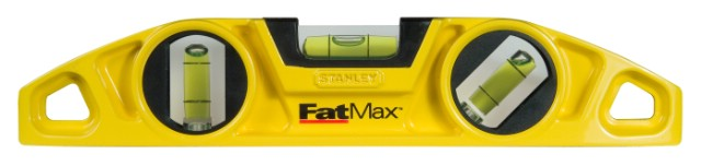 Уровень пузырьковый Stanley Fatmax torpedo 0-43-603 hatsan torpedo 150