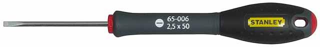 Отвертка шлицевая Stanley Fatmax 1-65-008 stanley fatmax 0 65 436