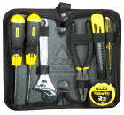 Набор инструментов для дома, 7 предметов STANLEY ''Stanley Zipper Wallet'' 1-90-596