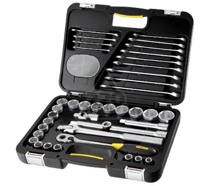 Набор инструментов универсальный, 40 предметов STANLEY 1-99-056